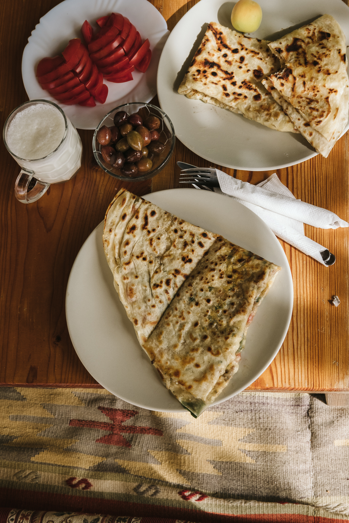 Cappadocia, Turkey, Seattle Travel Photographer, Turkish Pizza