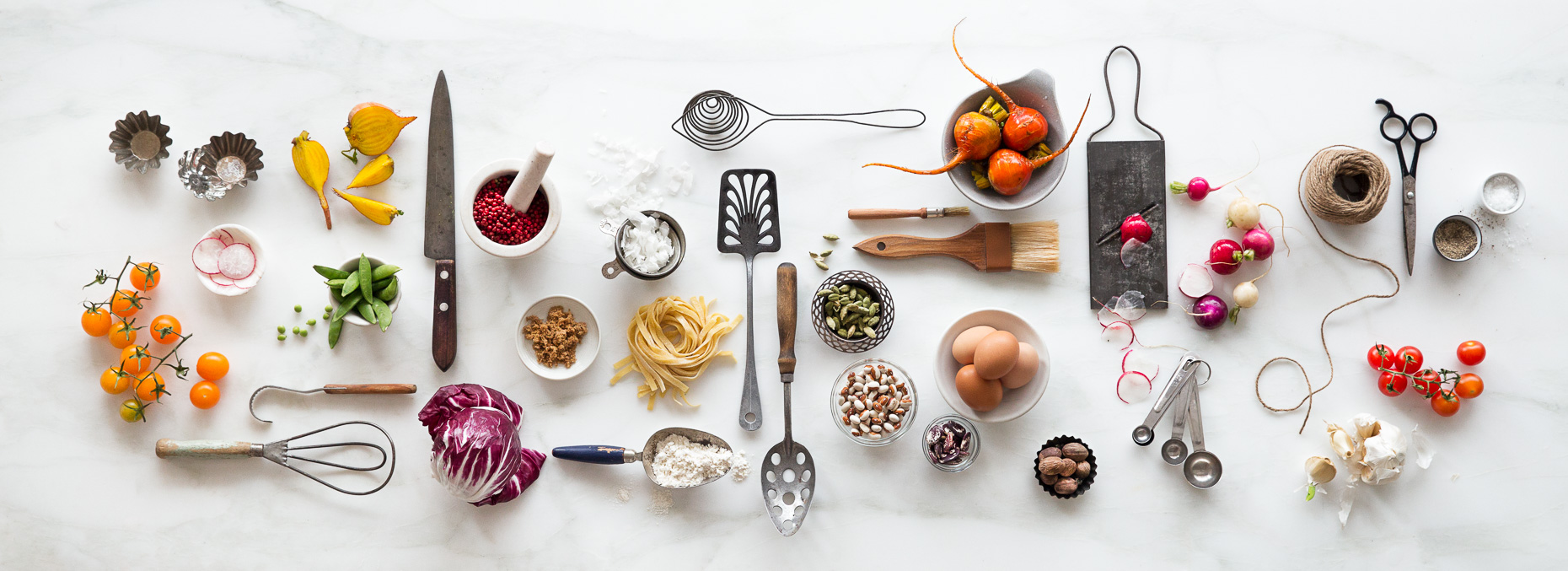 Munchery Baking Ingredients