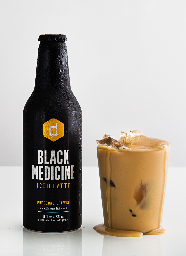 Black Medicine / Seattle Food Photographer